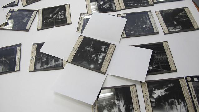 Marion Duhamel, nouvelle stagiaire sur les collections de la SFP / hivers 2013