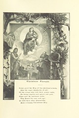 Image taken from page 17 of 'Christmas Carol Leaflets from Raphael's pictures. With borders and words by F. H. Wood'