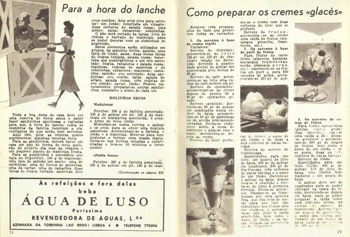 Crónica Feminina Culinária, Nº 23, 1963 - 15