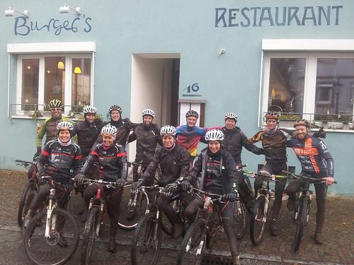 Männer und Frauenmannschaft der RACING STUDENTS trainierten am Wochenende in Kippenheim gemeinsam_Foto Emrich