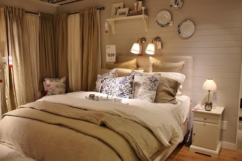 IKEA-bed