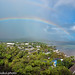 Kaneohe Bay Double Rainbow by Kukui Photography