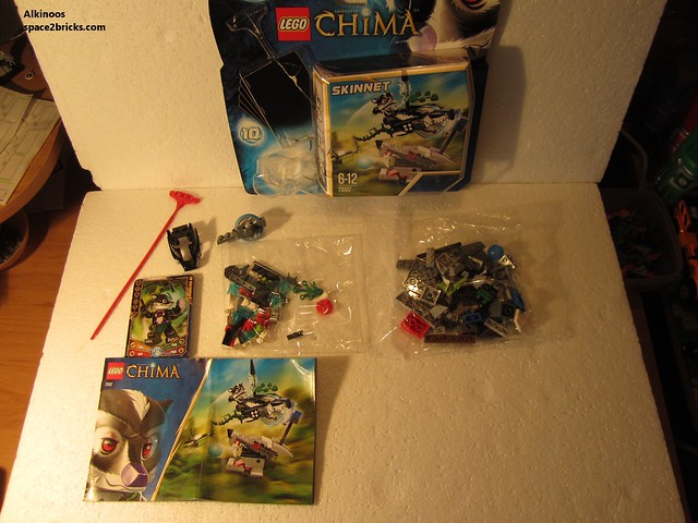 Legends of Chima 70107 p3