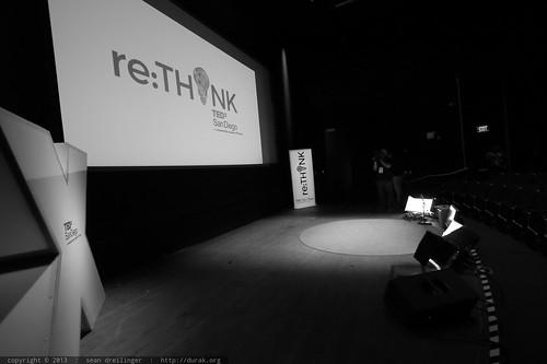 CalIT2 Auditorium   TEDxSanDiego 2013