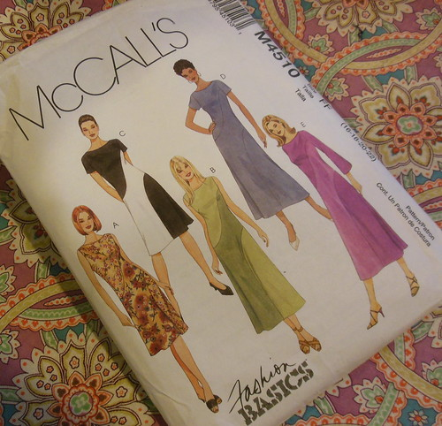 McCall's 4510 by becky b.'s sew & tell