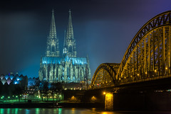 Cologne Cathedral in HDR