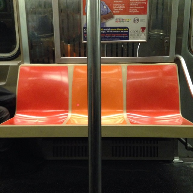 Subway, New York