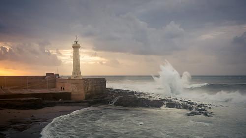 Rabat - Fort de la Calette Lighthouse