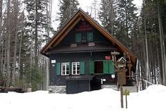 Foto per 27. Il rifugio Iztokova Koca alle pendici del Mali Golak.