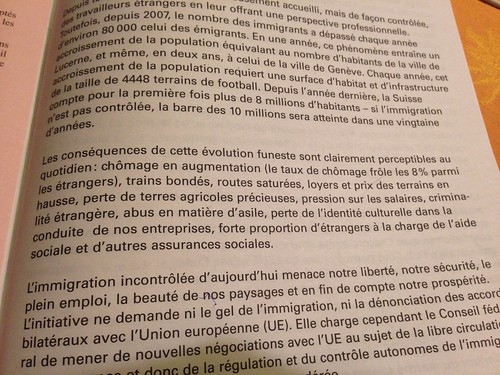 Immigration de masse
