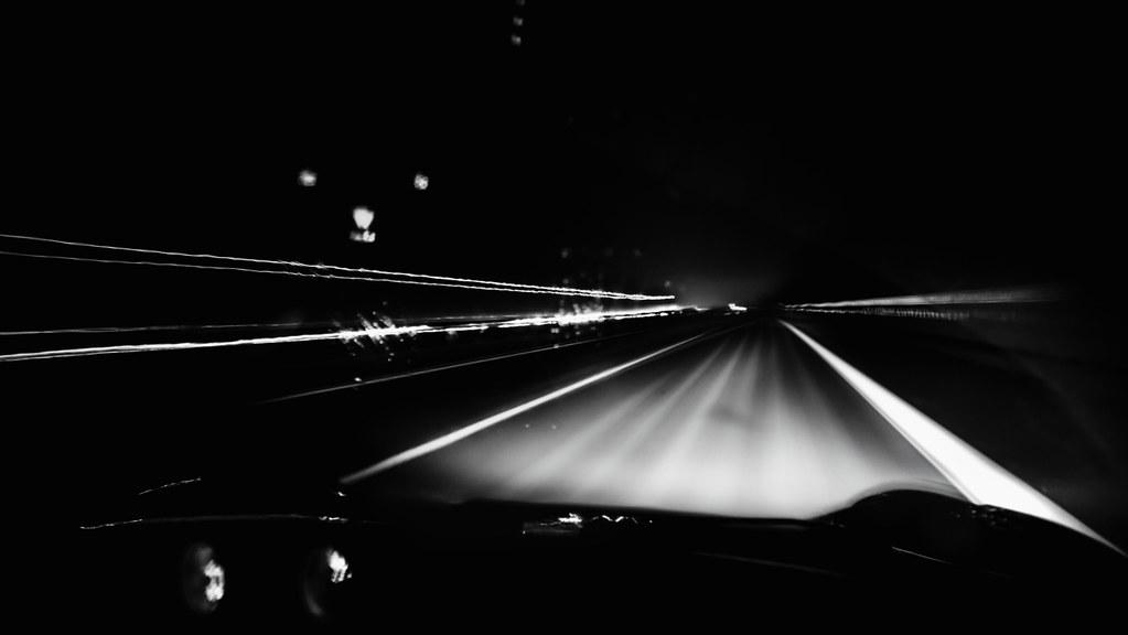 viajar de noche