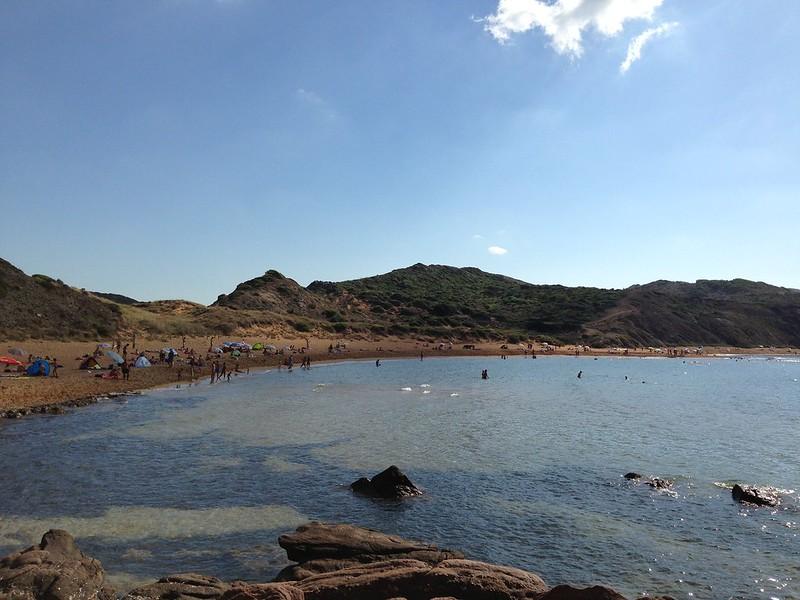 Platja de Cavalleria, Menorca