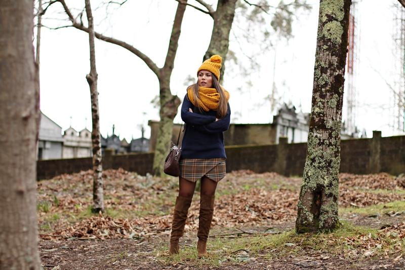 falda, forest