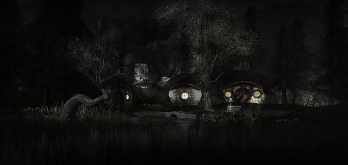 [STUDIOWORX] - ...hidden in the forest...