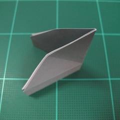 วิธีพับกล่องของขวัญแบบโมดูล่า (Modular Origami Decorative Box) โดย Tomoko Fuse 018