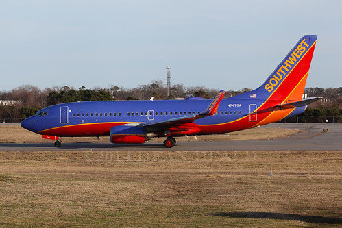 Southwest Airlines | 1997 Boeing...