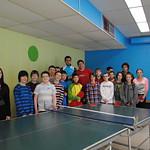 Journée Ping-Pong 2014