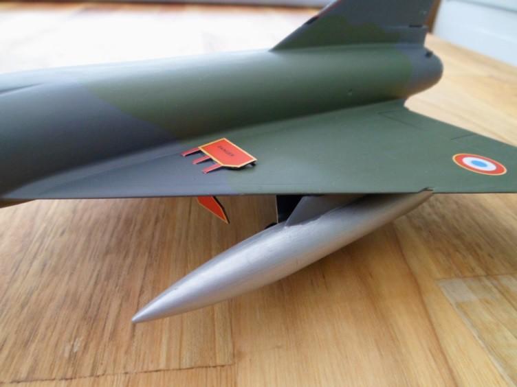 Numéro 56 [Heller Dassault Mirage IV A - 1/72] 12890257335_bba44b75a7_b