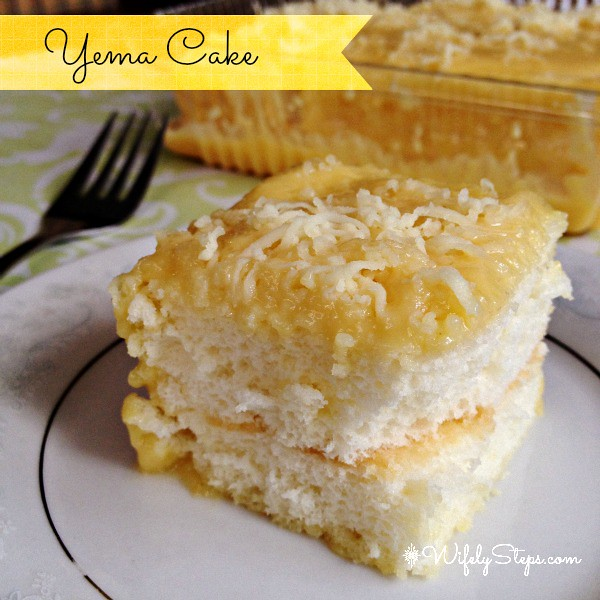 Want a slice of Yema Cake?