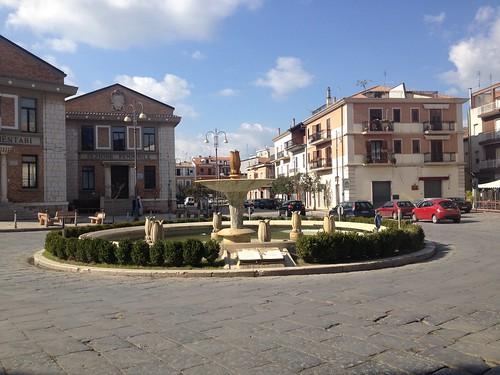 Fontana di Piazza Giacomo Matteotti