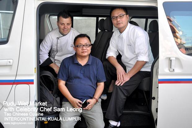 Chef Sam Leong Intercontinental Kuala Lumpur 8