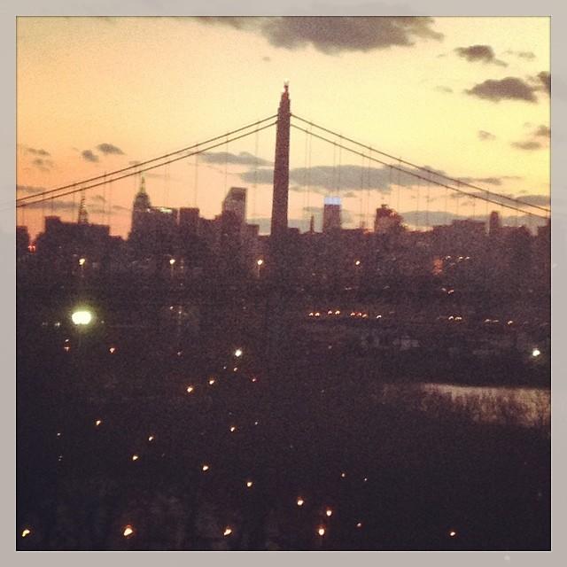 Bye bye, NYC! See you next week