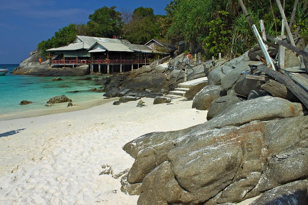 Thaïlande - Phuket - Raya Island