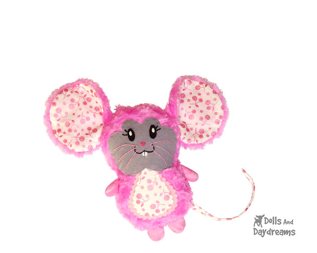 Mouse PDF Sewing Pattern