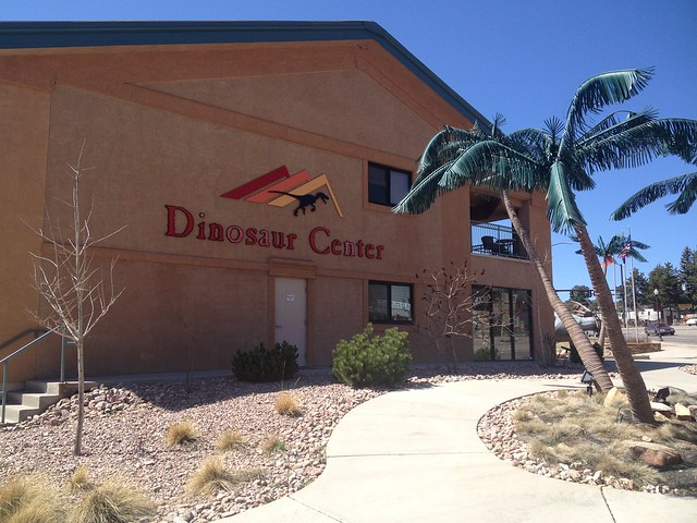 Picture from the Rocky Mountain Dinosaur Resource Center