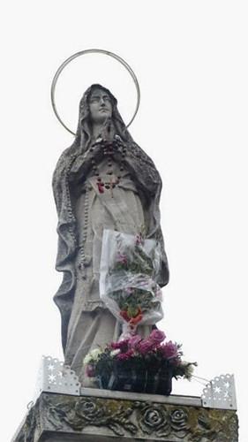 vivilastrada posa della Palma Benedetta alla Madonna