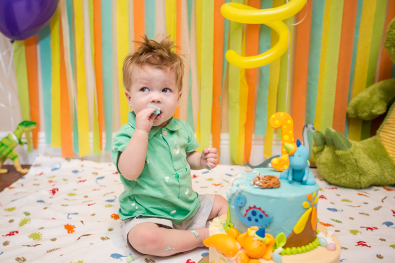 Austin Cake Smash First Birthday-0019