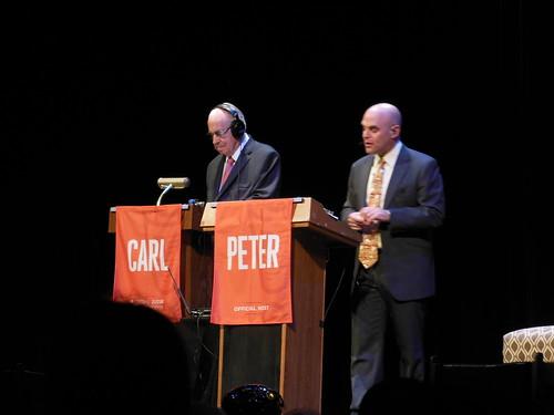 Carl & Peter