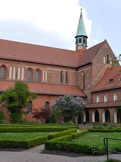 Innenhof zentrale Klosteranlage