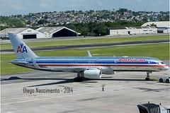 N178AA American Airlines Boeing 757-223(WL) - cn 32398 / ln 1002