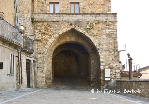 Vaglio Basilicata (PZ), 2014, Porta Tamburrino.