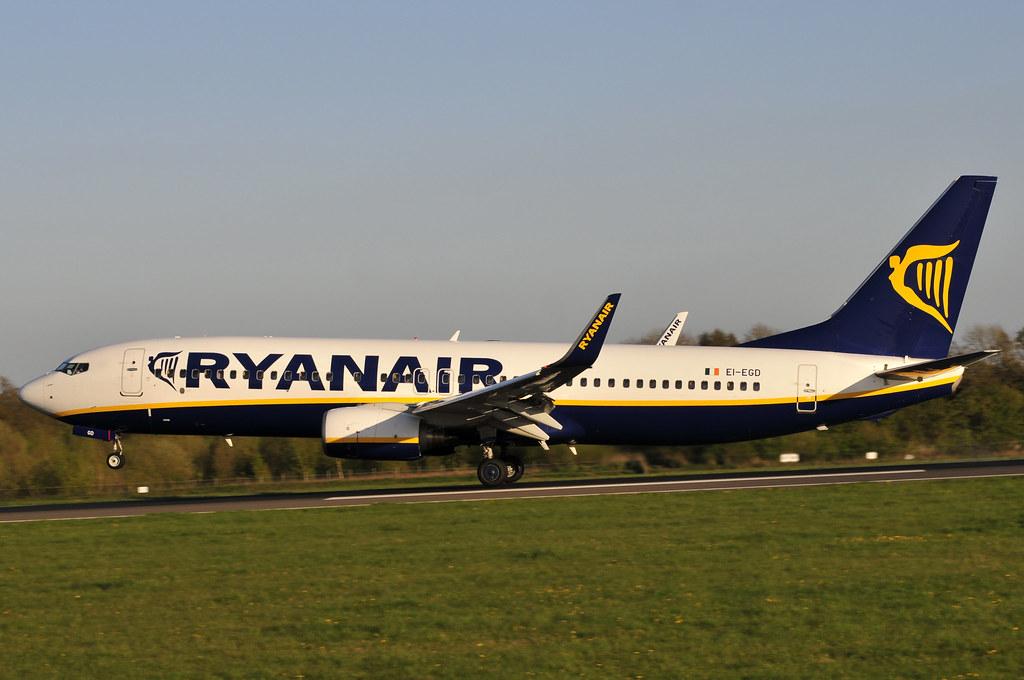EI-EGD - B738 - Ryanair
