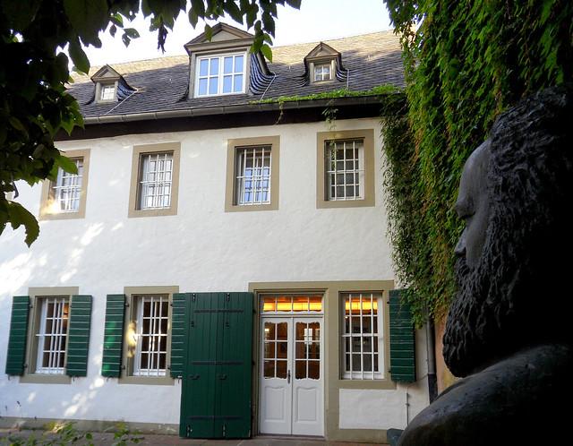 May 5, birthday of Karl Marx / Birthhouse of  Karl Marx (Trier, Germany)