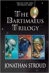 Jonathan Stroud, Ptolemy, Bartimaeus trilogy