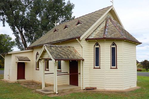 St Paul's Anglican Church, Gooloogong, NSW
