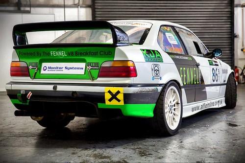 trackscotland co uk :: View topic - E36 M3 racecar for sale - Update