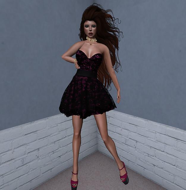 Blacklace at Burlesque | Moni's World