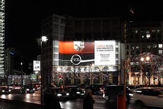 """Lagerfeld-Ausstellung: """"Corsa, Karl und Choupette"""""""