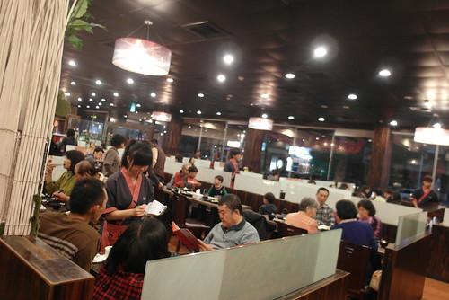推薦高雄日本料理吃到飽,好吃的松江庭生魚片跟壽司料理 (25)