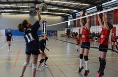 UAS Volley (tournoi - de 15 ans  du 01 02 2015) 3s