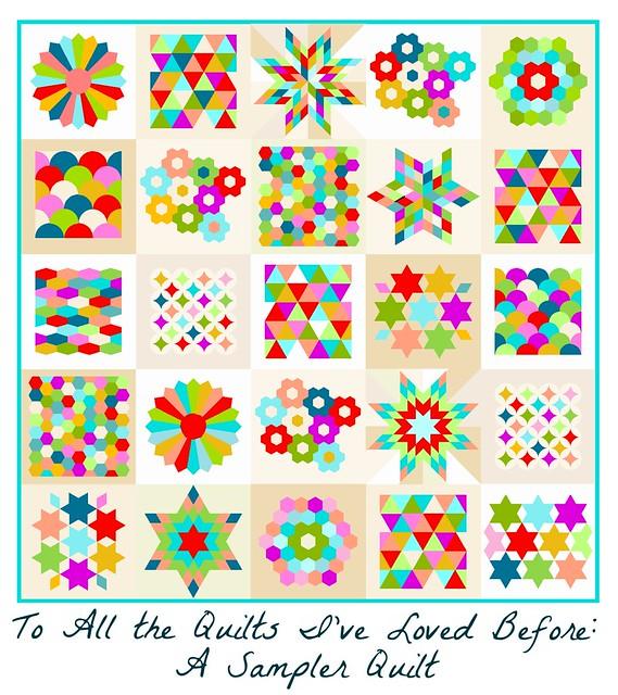 A Sampler Quilt