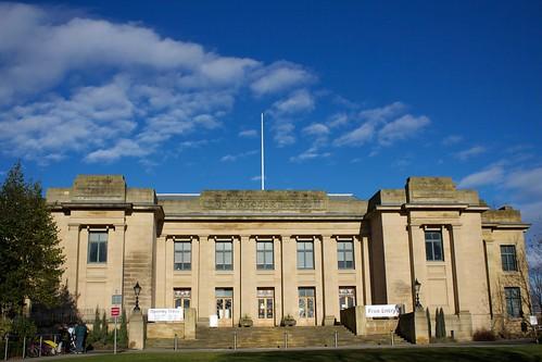 Great North (Hancock) Museum