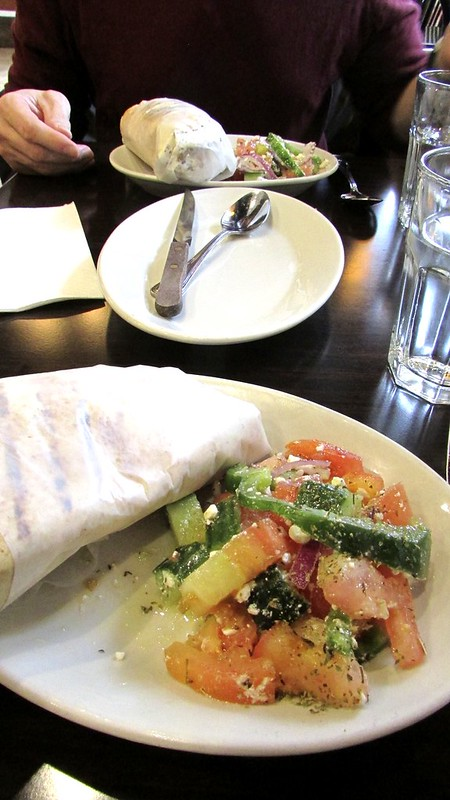 Birthday Lunch at Tibisti Grill