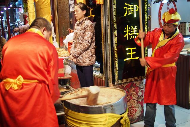 王府井夜市 (Wang Fu Jing Night Market), Beijing, China