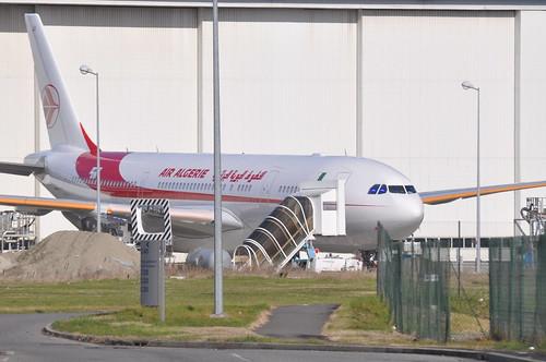 F-WWCZ / VT-VJA A330-202 msn 1613 Air Algerie