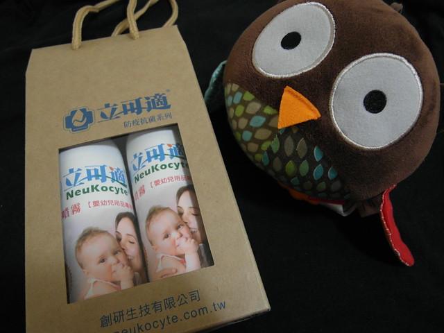 試用:立可適嬰幼兒抗菌噴霧二入禮盒裝@立可適嬰幼兒用品專用抗菌噴霧